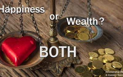 Wealth or Happiness? Both!